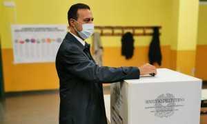 lucio Pizzi voto urna