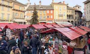 ok mercatino natale domo piazza mercato