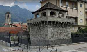 torretta mura domo